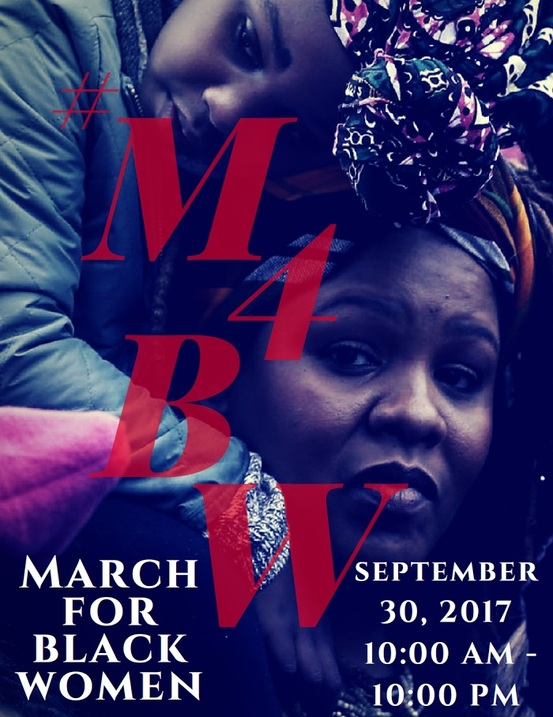 March for black Women Image