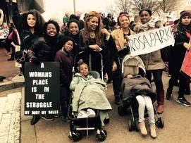 Rosa Parks_ Women's March